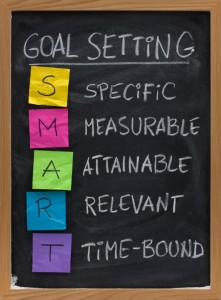 How to set goals - SMART approach to goal-setting