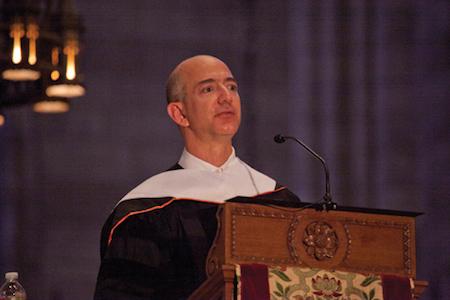 Jeff Bezos Commencement Speech